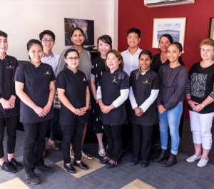 The team at Capital Dental Petone