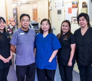The team at Capital Dental Ropata