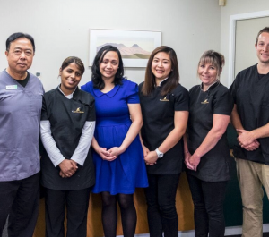 The team at Capital Dental Upper Hutt