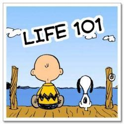Peanuts cartoon image